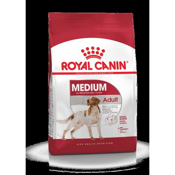 Royal Canin koeratoit  Medium Adult