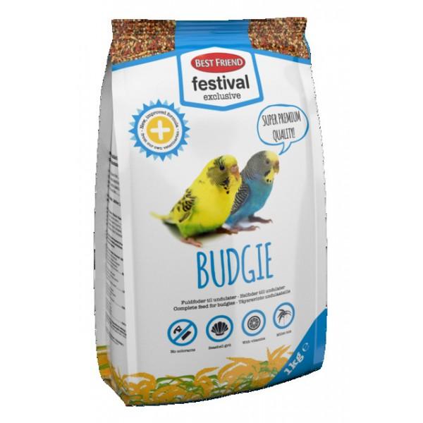 Bf lindude täissööt festival exclusive 1kg