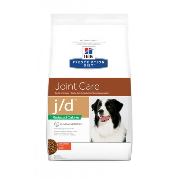 Hills  koeratoit  j/d reduced calorie  kana  12kg