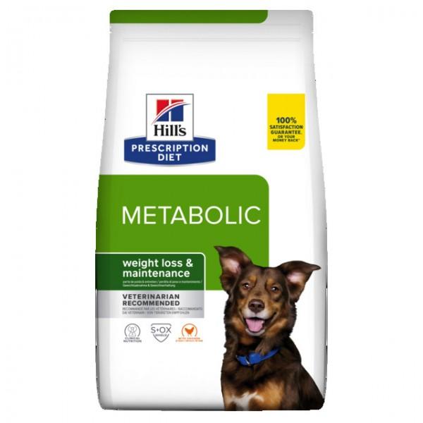 Hills  koeratoit  metabolic kana  1,5kg