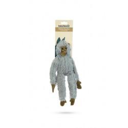 Beeztees koera mänguasi ahv pehme hall 30cm