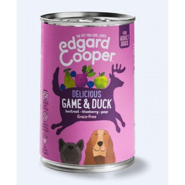 Edgard cooper koera konserv uluk/part 400g