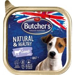Butchers koera pasteet natural&healthy lammas 150g