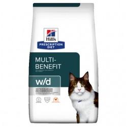 Hills pd kassi täissööt w/d 1,5kg