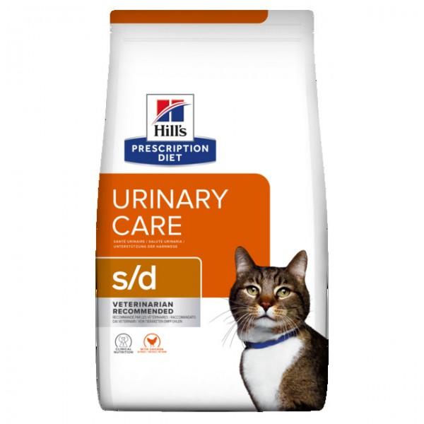 Hills pd kassi täissööt s/d 5kg