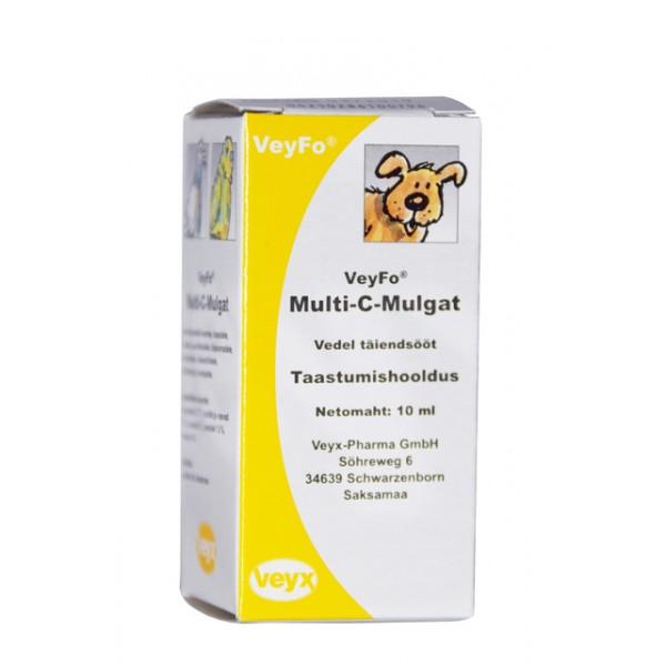 Multi-c mulgat 10ml