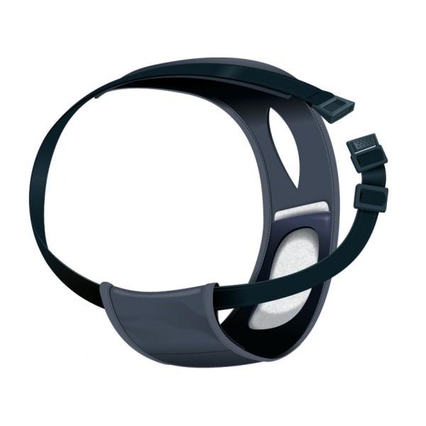 Koera kaitsepüksid \'de luxe\'-1 s 24-31cm black